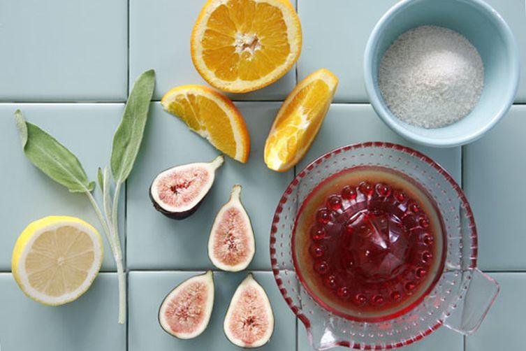 Orange, Fig and SageChutney 1