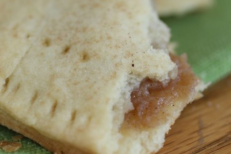 Toastries with homemade Apple-Pearfilling