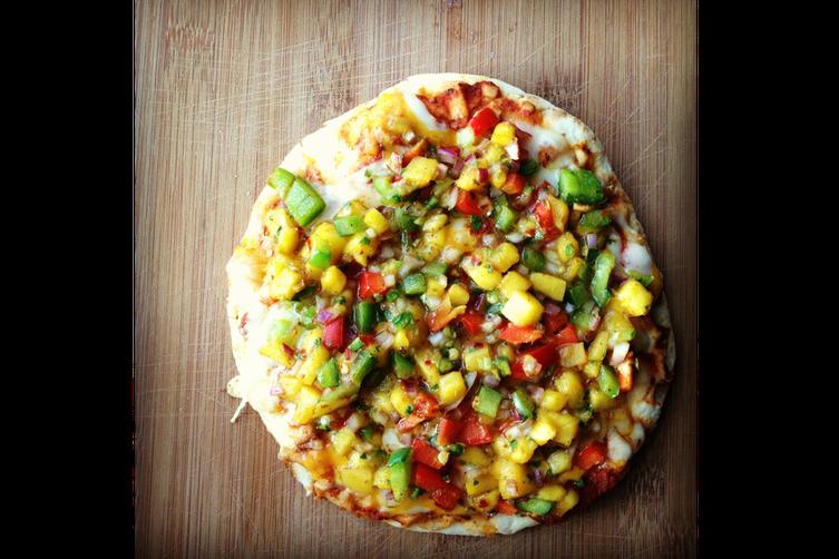 Mango ChaatPizza 1