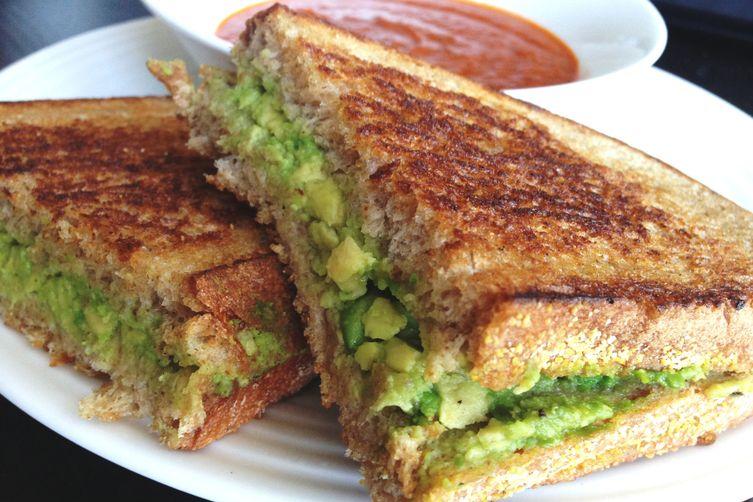 Grilled AvocadoSandwich