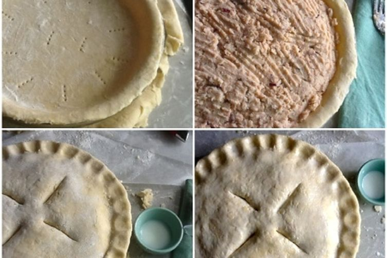 21st Century Salmon Pie (like Mom used to make, butbetter)