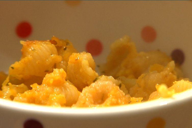 Butternut Squash Macaroni &Cheese 1