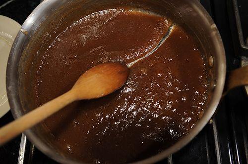 Coconut Cajeta & ChocolateFondue
