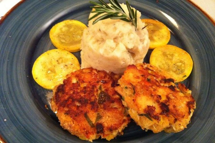 Fall in love crab cakes 1