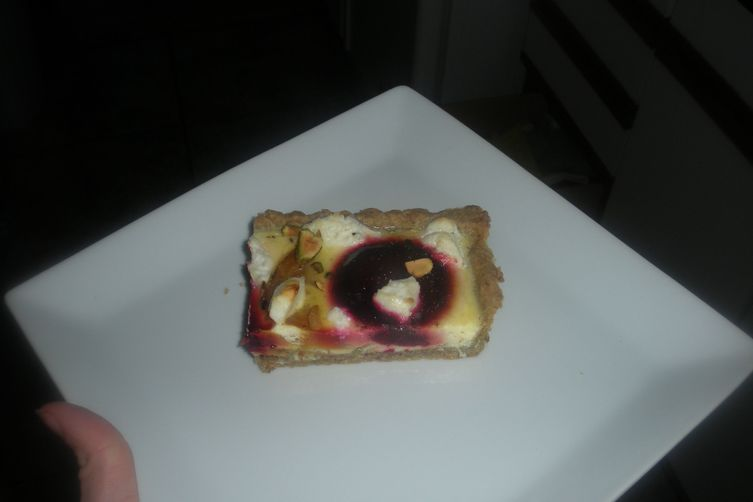 Earthy but Elegant Beet Tart 1