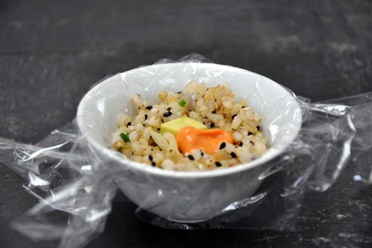 Brown Rice SushiBalls