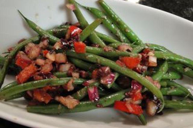 Balsamic Green BeanSalad 1
