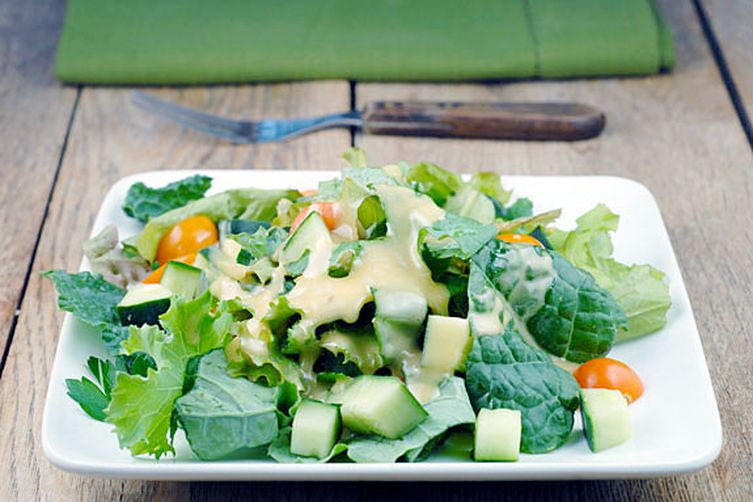Honey Mustard Dressing 1