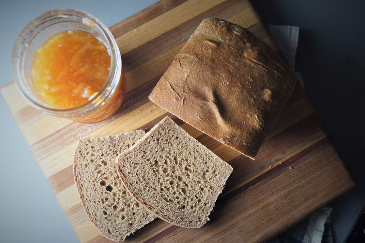 Honey Wheat Bread 1