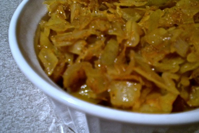 Thanksgiving Sauerkraut 1