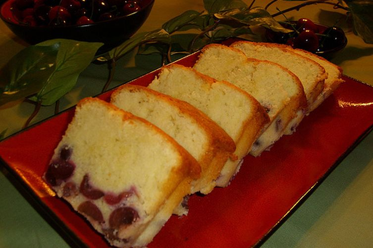 Simply The Best Cherry Cake 1