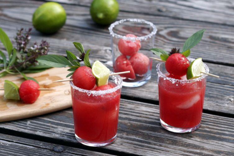 Thai Basil WatermelonMargaritas 1