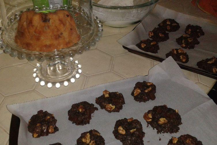 Sinfully Good Gluten Free/Dairy Free/Vegan Chocolate ChipCookies