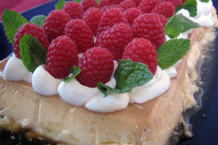 Caramel Pudding(Karamellpudding) 1