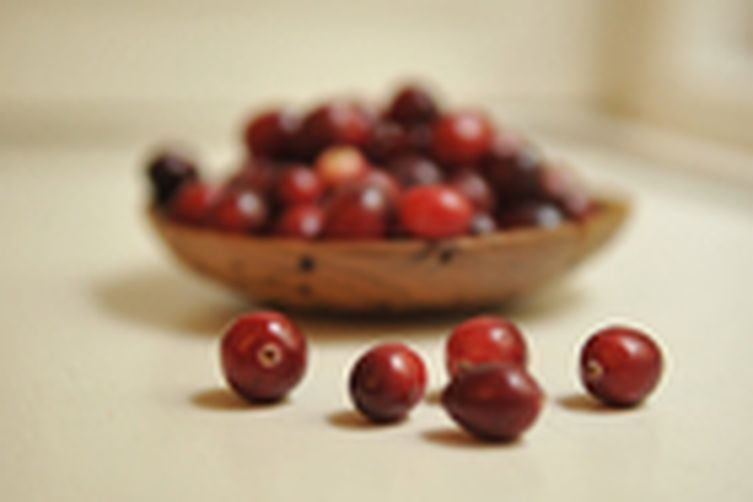Spiced and Spiked CranberryCompote 1
