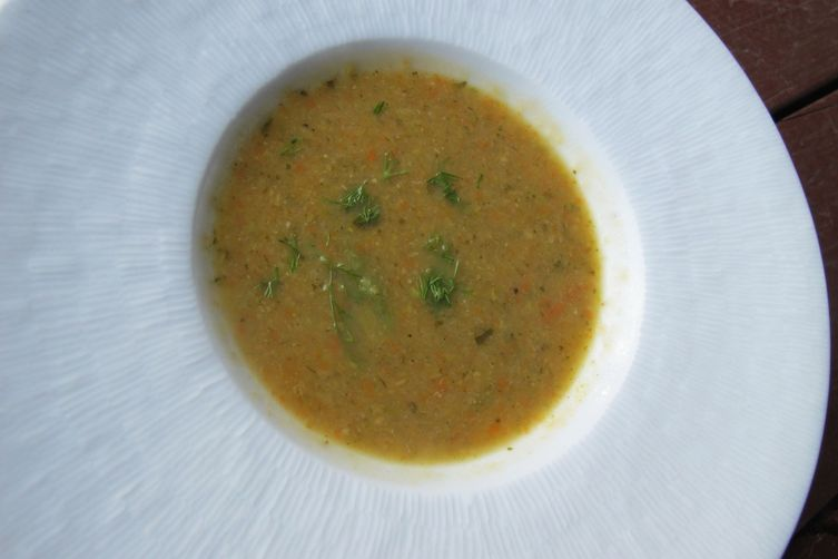 It Might as Well Be Spring VegetableSoup 1
