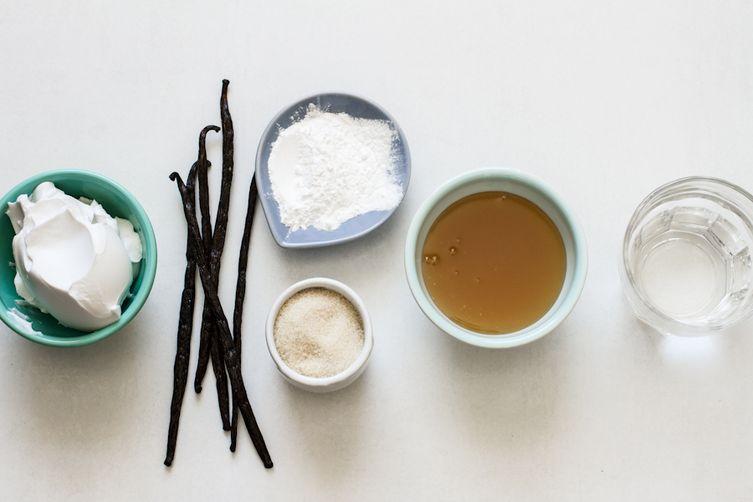 Vegan Vanilla Bean Coconut Milk IceCream