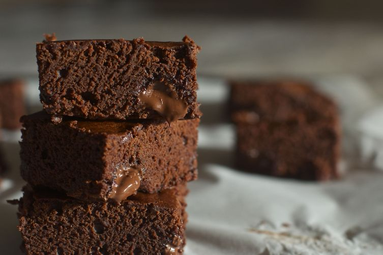 Chocolate Brownies WithTofu