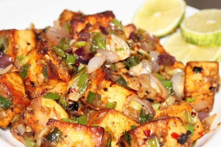 Tamgy Spicy Paneer (Cottage Cheese) 1