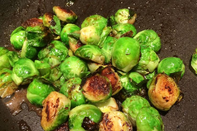 Go-To BrusselsSprouts 1