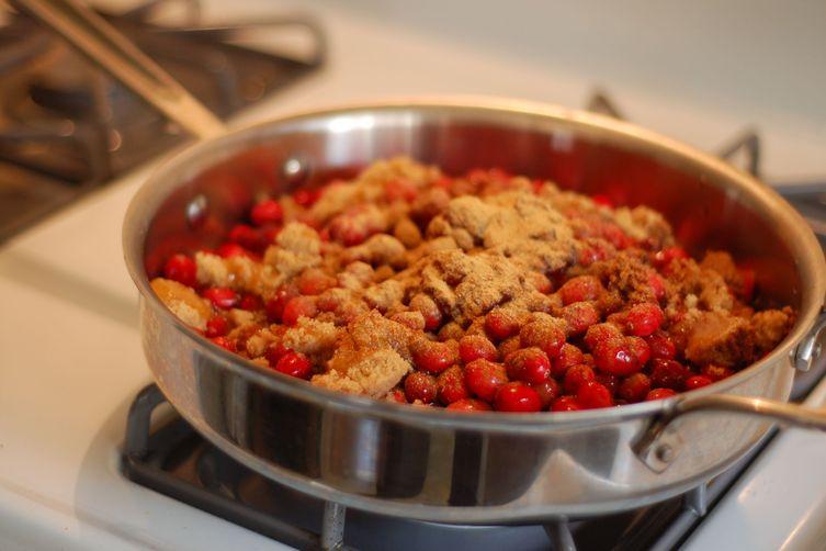 LB's Good Spoon CranberrySauce 1
