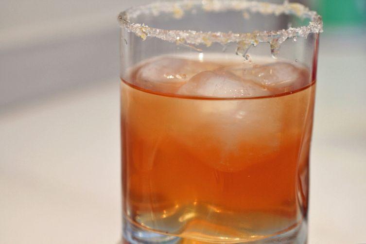 Smoked Earl Grey TeaCocktail 1