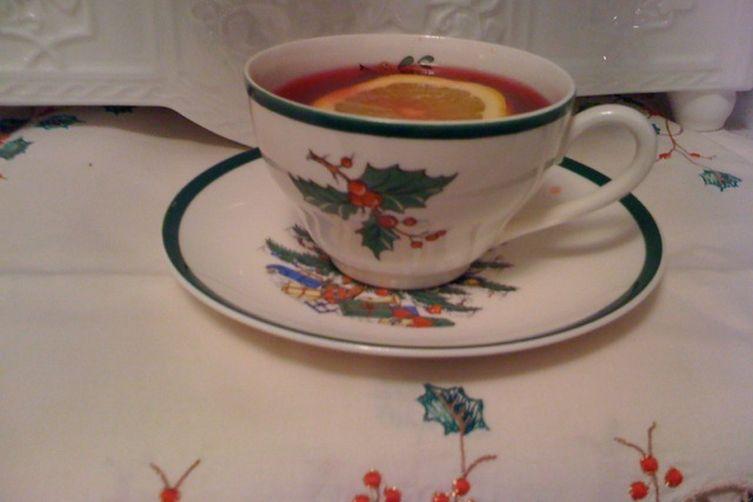 Lazy Cranberry Orange TeaToddy 1