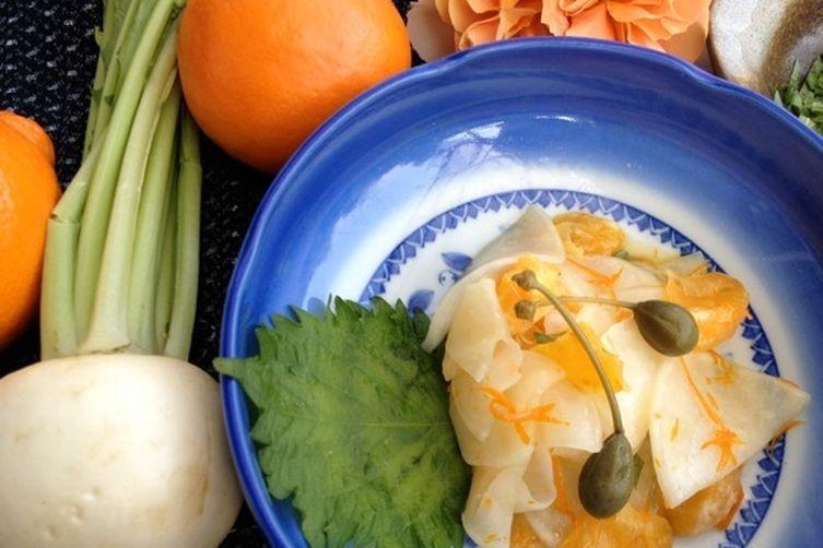 Raw Turnip TangeloToss 1