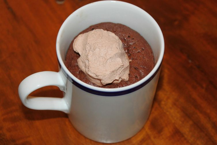 Baked Hot Chocolate with Star Anise and Orange 1