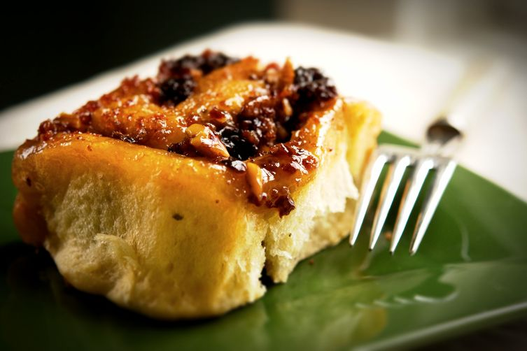 Sweet, Sour and Savory Sticky Buns