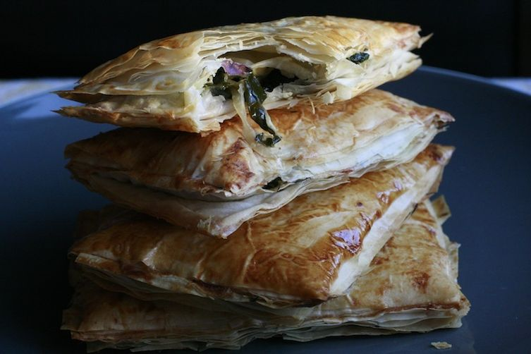 Kale, Potato and Cheese Pop Tarts 1