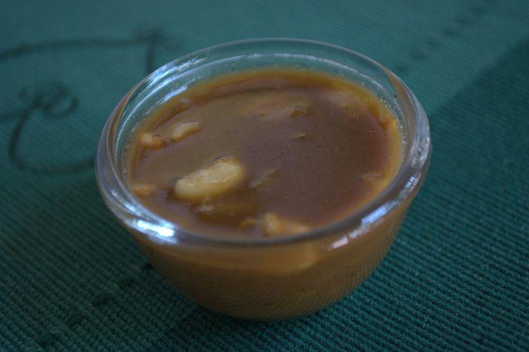 Split Mung Bean dessert (parippupayasam) 1