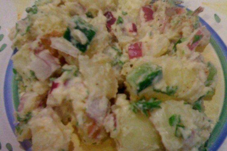 Zeltner's PotatoSalad 1