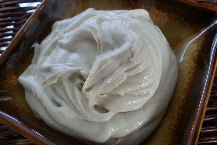 Basic Rice Cream(Vegan) 1