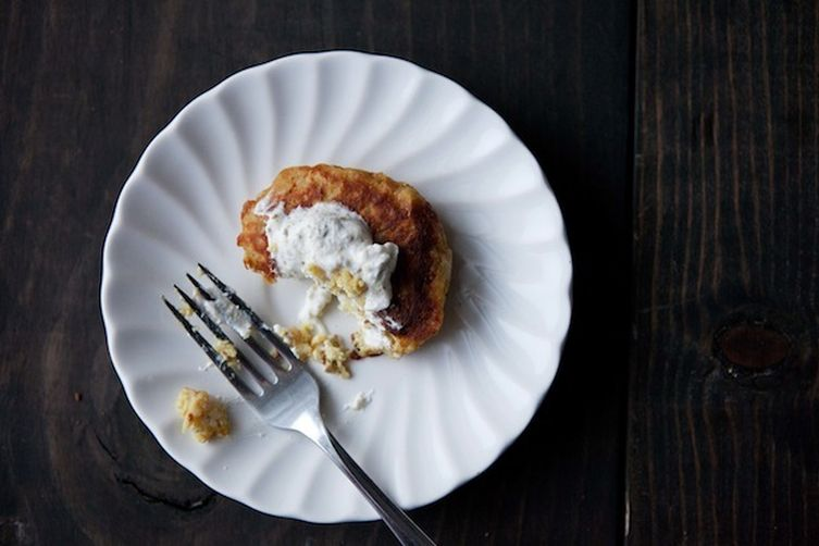 Spiced Potato Cakes 1