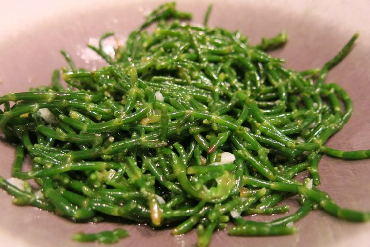 Sea AsparagusSalad