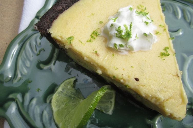 Chocolate Mojito Key LimePie 1