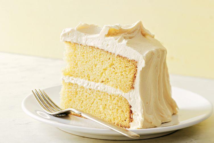 Vanilla Cake (+ Confetti CakeVariation) 1