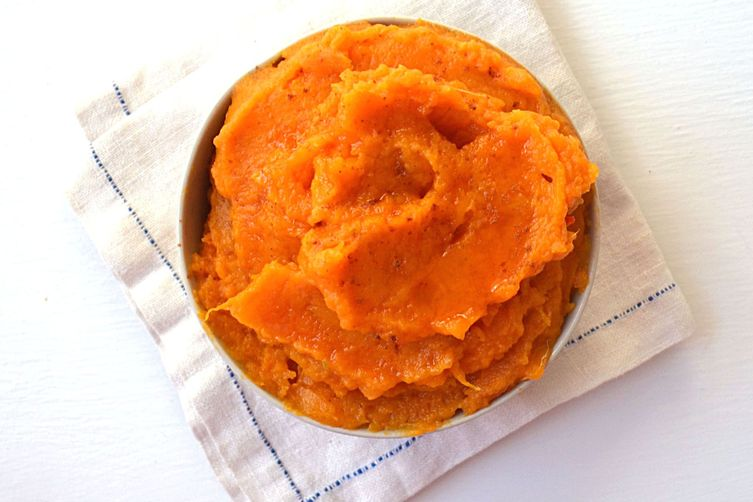 Thai-Inspired Whipped Sweet Potatoes ~ Coconut Cream, Chili & WarmSpices 1