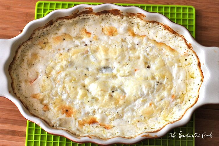 Creamy Artichoke HabaneroDip 1