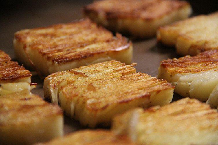 Potato Terrine(Pave) 1