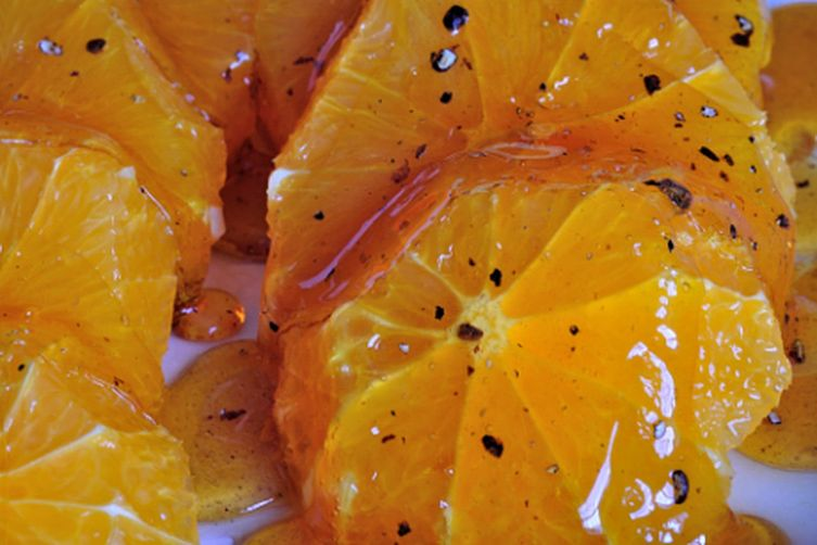 Caramel Oranges withCardamom 1
