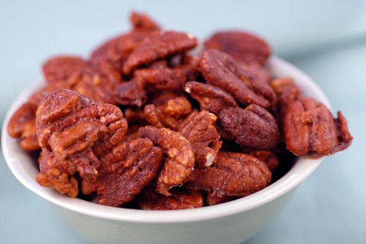 Spiced Pecans 1