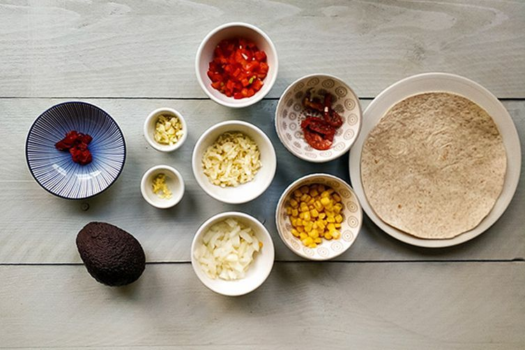 Super easy tortillasoup