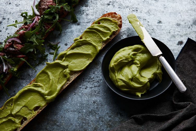 Avocado Mousse 1