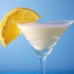 AMAJO's Creamsicle® Martini 1