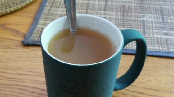 Apple Cider Vinegar Tea 1