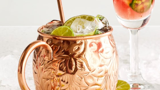 Apricot Moscow Mule 1