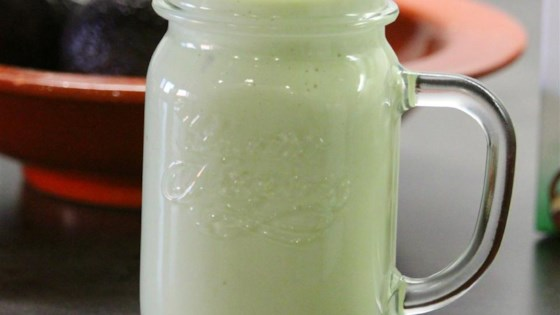Avocado Milkshake 1