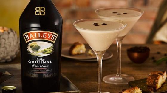 Baileys Flat White Martini 1